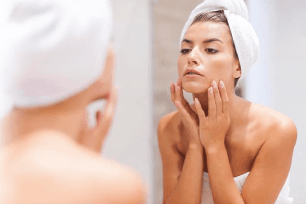 What does acne mean?